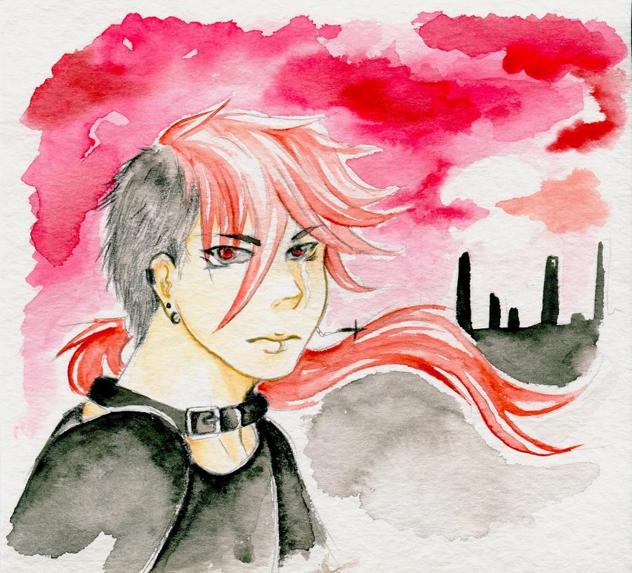 Adventcalendar Red Light for Whitey by Yunuyei