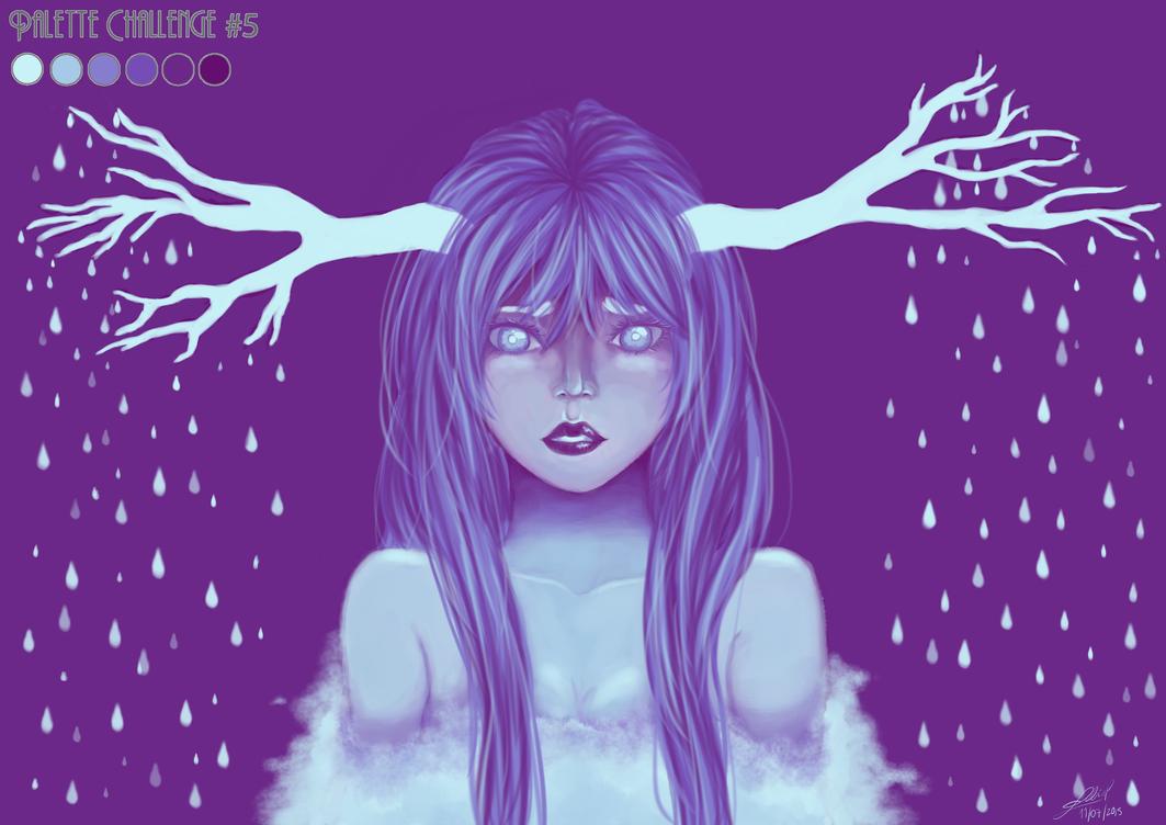 Palette Challenge #5 by Leeeliaaa