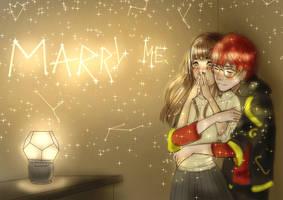 707 X Mc - Marry me by LeliaArtwork