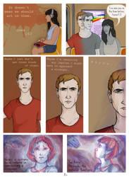 Underground Page Three