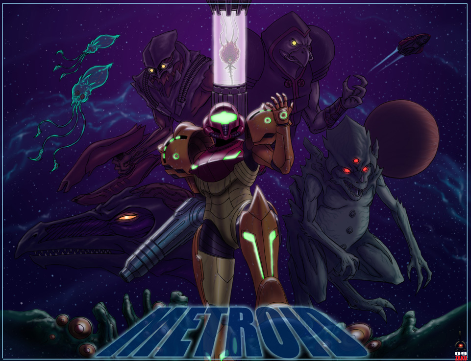 Samus Epic by zakuman