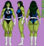 Jen Fantastic 4 all sides