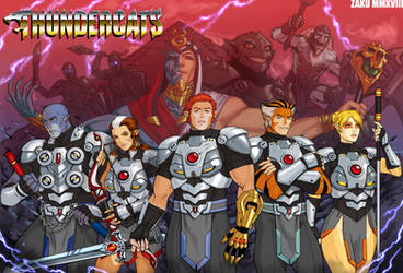 Thundercats by zakuman