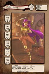Pyro character sheet