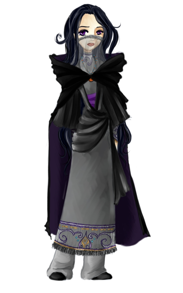 Amara Character Design By Nakomikf On Deviantart