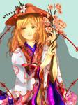 Mari Kimono SSR Idolised