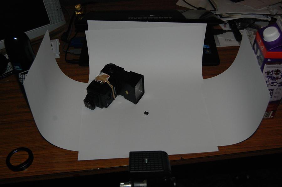 Semi light box by underitall