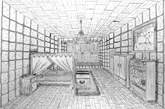 Dream Bedroom By Animorpha On DeviantArt