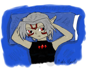 Cursed Agito by sigyn1
