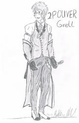 2P Oliver/Grell by sigyn1