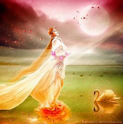 Beautiful faery