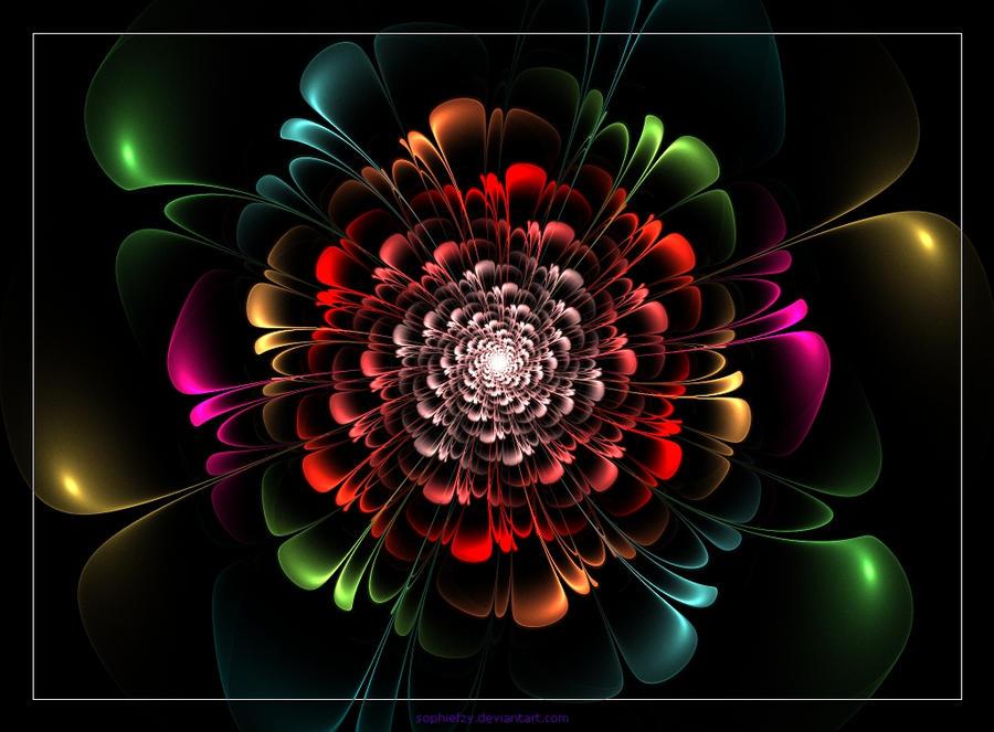 Apophysis Blooms by Sophie-Y