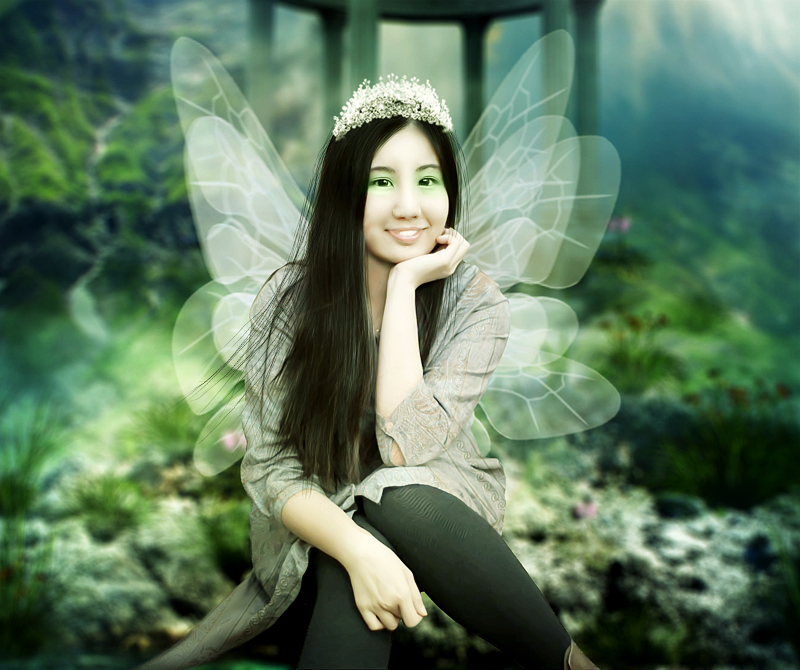 Fairy by Sophie-Y