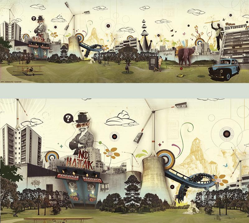 Kolossal-World by Mr-Xerty