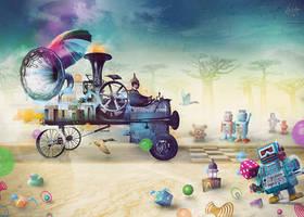 Turbo-Race by Mr-Xerty
