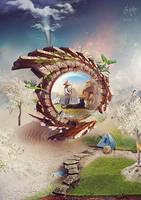 Mystic-Gate by Mr-Xerty