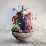 London-Dandys-Club by Mr-Xerty
