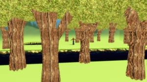MMD Hotspring Forest