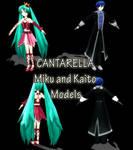 CANTARELLA Miku and Kaito DL