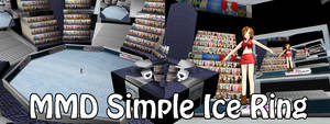 MMD Simple Ice Ring
