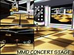 MMD Concert Stage Downlaod