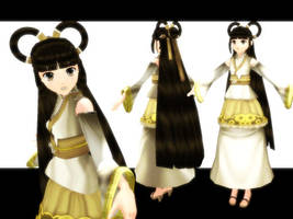 MMD Empress Sophie Download by SachiShirakawa