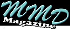 MMD Magazine Logo by SachiShirakawa