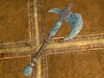Stalhrim war axe