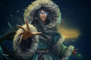 The cold spirit