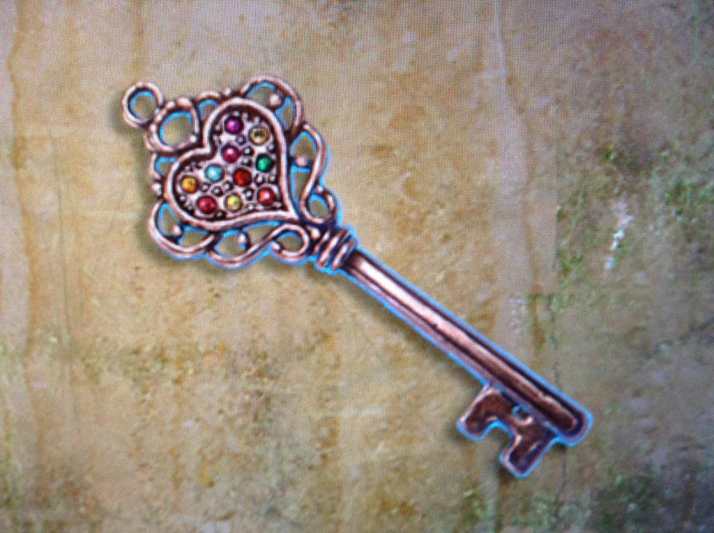 Jewelry box key by isaac77598 on DeviantArt