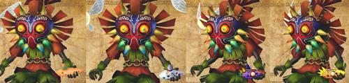Skull Kid's Ocarina by isaac77598