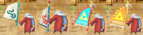 King Daphnes' sails by isaac77598