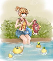 Pokemon by OrendiLaran