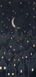 Night-Scape by MKSchmidt