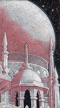 Rose Colored Mosque