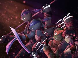 TMNT: Return of the Heroes!