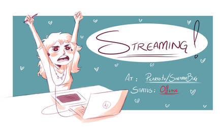 Streaming! (OFFLINE)