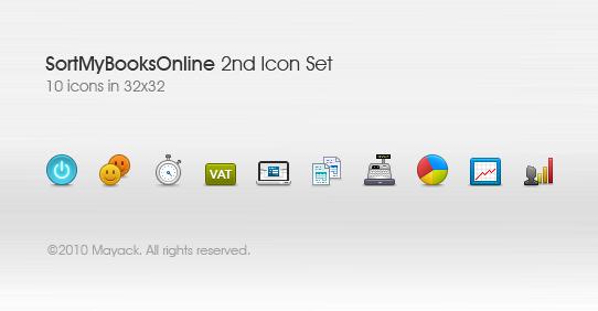SMBO Icons 2 by mayack