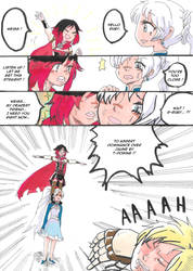 RWBY - Platonic Relationship by Uchiky