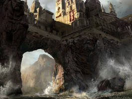 Casterly Rock re Design by sarichev