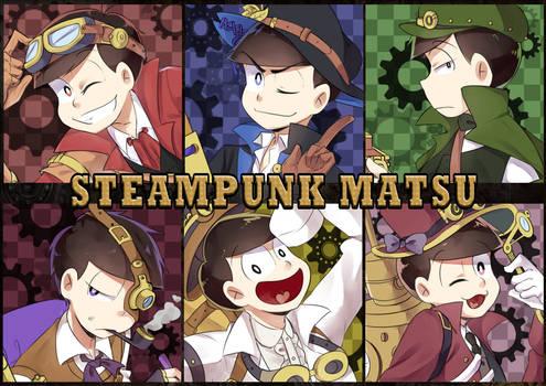 Steampunk Matsu by Bakabakko