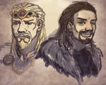 Balgruuf and Ulfric