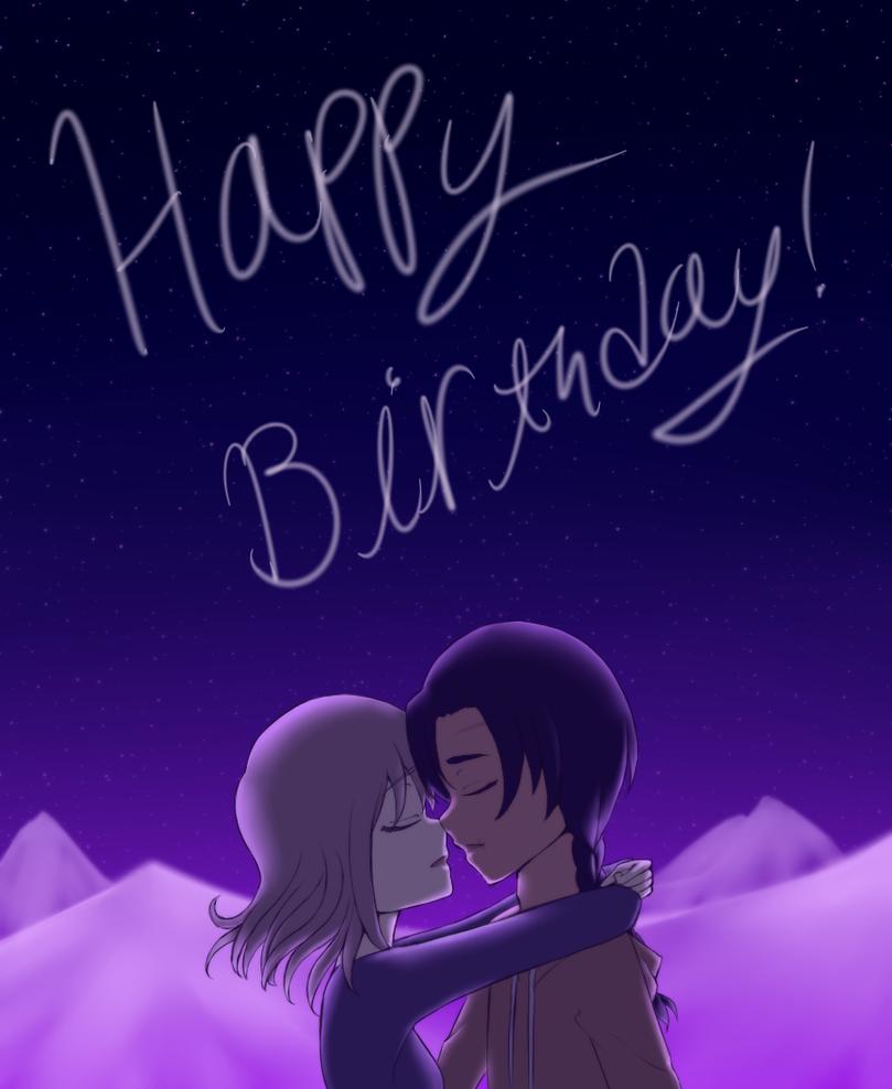 Birthday by QianaKing