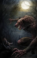 Plague Wolf by NMEZero