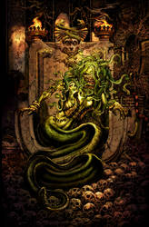 Medusa By Tim Vigil