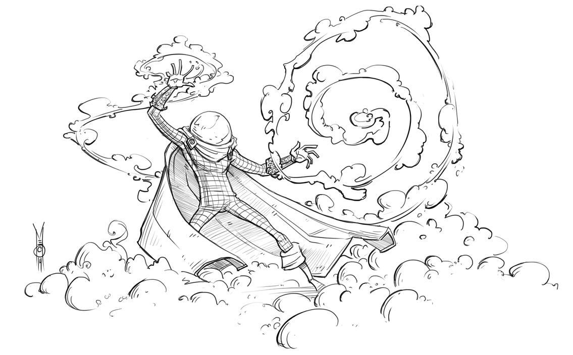 Mysterio 03 by NMEZero