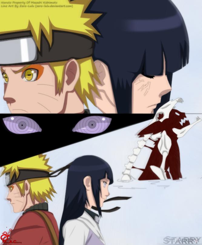 Naruto hinata parents fanfic