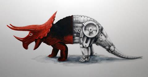 Dor Mei Triceratops