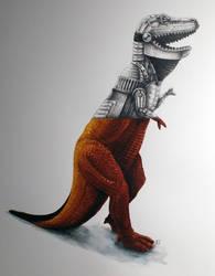 Dor Mei Tyrannosaurus