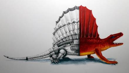 Dor Mei Dimetrodon